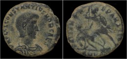 Constantius II AE16 - 7. L'Empire Chrétien (307 à 363)