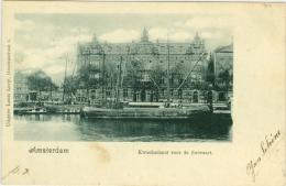 AMS008 - Amsterdam - Zeevaartschool 1900 - Amsterdam