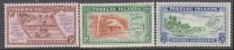 TOKELAU, 1948 DEFINS 3 MNH