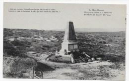 LE MORT HOMME - MONUMENT ELEVE A LA MEMOIRE DES MORTS DE LA 40e DIVISION - Other Municipalities
