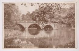 CPA CLUMBER BRIDGE, THE DUKERIES - Angleterre