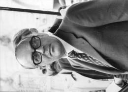 Photo De Presse - Politique  ESPAGNE  - Mr  CALVO SOTELO  Président Du Gouvernement Espagnol à L'élysée En 1981 - Célébrités