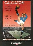 Campionato Di Calcio 1963-1964-Gazzetta Dello Sport (40409) - Non Classificati