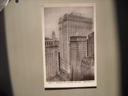 ETATS UNIS NY NEW YORK CITY MANHATTAN EQUITABLE LIFE BUILDING - Manhattan