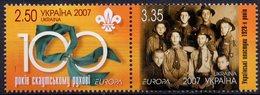 Europa - 2007 - Ukraine ** - Europa-CEPT