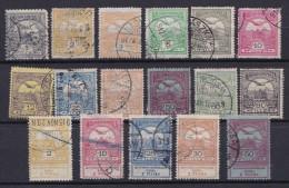 Hongarije/Hongrie/Ungarn/Hungary -  Restanten Uit De Periode Tussen 1900 En 1913 - RESTANTEN - Used/ Gestempeld (°) - Hongrie
