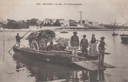 CPA - Bénodet - Le Bac - Un Débarquement - Bénodet