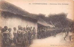 ¤¤  -  34  -  GABON  -  N'GOUNIE-SAMBA   -  Caravane Libre Ashango   -  ¤¤ - Gabon