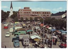 CP42 Norway Hamar Market Marché - Norvegia