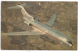AMERICAN AIRLINES, USED 1966 - 1946-....: Moderne