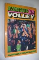 M#0B9 ALMANACCO ILLUSTRATO Del VOLLEY '89 Edizione Panini Modena/PALLAVOLO - Sport
