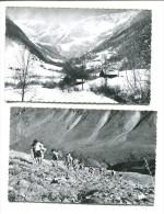 P2015/02/18 Scoutisme, Lot De 4 Cartes Scouts De France, Camp De L´amitié 63 - Scoutisme