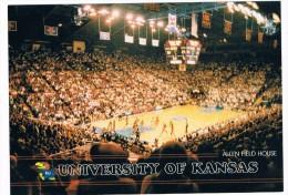 ST-269    STADION / STADIUM : KANSAS CITY : Alen Field House ( Basketball ) - Stadien