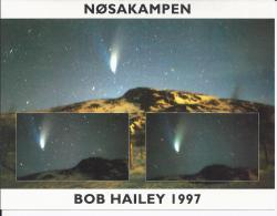 Hailey 1997 - Noorwegen     (4043) - Astronomie