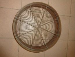 Tamis En Bois Diametre 30cm- - Popular Art