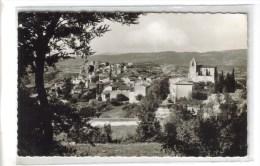 CPSM SAIGNON (Vaucluse) - Environs D'Apt, Vue Générale - Francia