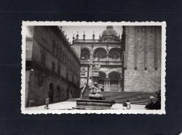 51594    Spagna,   Santiago De Compostela: Plaza De Las Platerias,  NV - Santiago De Compostela