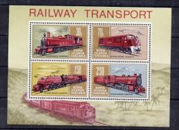 Hb Trenes Kenia-uganda-tanzania - Treni