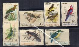 Serie Nº 116/22 Norfolk - Birds