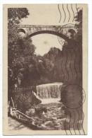 ENVIRONS DE MEGEVE -FLUMET -LE PONT DE NOTRE DAME DE BELLECOMBE ET SAUT DE L' ARLY -Savoie (73) -Circulé 1939 - Sonstige Gemeinden