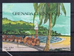 Hb-86 Grenada-grenadines - Treni