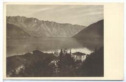 CPA Melide Luganersee  Hotel Du Parc - TI Ticino