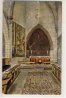 "LONDON - WESTMINSTER ABBEY, The Chapel Of St. Faith,   ""Oilette"" Tuck´s PC - Tuck, Raphael"