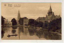 BRUGGE, BRUGES - Het Minnewater, Le Lac D´Amour,  Publ. NELS - Brugge