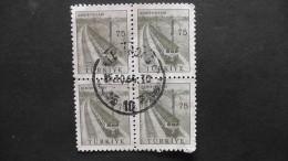 Turkey - 1960 - Mi:1788(4x) O - Look Scan - 1921-... République