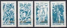 "Kirgizië - 1000 Jahre Kirgsisisches Nationalepos ""Manas"" - Postfris/MNH - Michel 64A - 71A - Kirgizië"