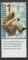 Nederland - Burgers Zoo 100 Jaar - Goudwang Gibbon - Postfris/MNH - NVPH 3031 - Apen