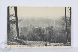 Old France Postcard -  Foret De Compiegne - Saint Jean Aux Bois - Panorama De La Tête De Saint Jean - Dreux