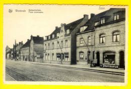 GEMEENTEPLAATS - PLACE COMMUNALE - PUB PANTOUFLE Schoen-winkel Magasin De Chaussure WESTENDE Deel Van MIDDELKERKE 2367 - Westende