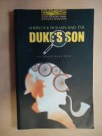 SIR ARTHUR CONAN DOYLE - SHERLOCK HOLMES AND THE DUKE´S SON - Books, Magazines, Comics