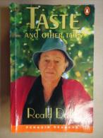 ROALD DAHL - TASTE AND OTHER TALES - PENGUIN READERS - Books, Magazines, Comics