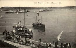 35 - DINARD - Escadre - Bateau Vapeur - Dinard
