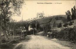 36 - LE BOURGOIN - Chateau - France
