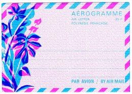 PRIX EN BAISSE ! Aerogramme 1 De Polynesie, Qualité Parfaite, Très Rare!!! - Aérogrammes