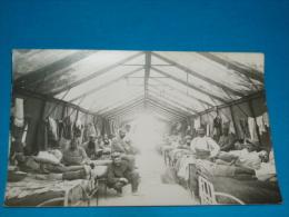 60) Compiegne Royallieu Camp D´intérnement Et De Prisonniers - Intérieur D'une Tente En Dur (20)(1917/1919) - Compiegne