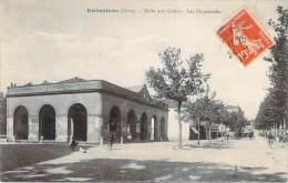 81 - Rabastens - Halle Aux Grains, Les Promenades - Rabastens