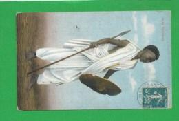 CARTE POSTALE JEUNE SOUDANAIS - Sudan