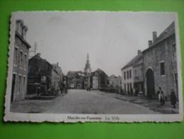 Marche-en-famenne, La Ville     L - Marche-en-Famenne
