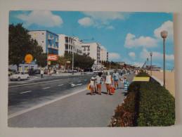 417 - Cartolina Rimini Scorcio Del Lungomare Vg Postcard Carte Postale - Rimini
