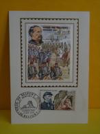 FDC- Carte Maxi, Siège De Belfort Février 1871 - 90 Belfort - 14.11.1970 - 1er Jour, Coté 2,70 € - 1970-79