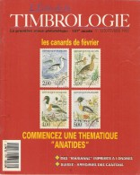 L´ Echo De La Timbrologie   -    N°  1650   -    Février    1993 . - Frans (vanaf 1941)