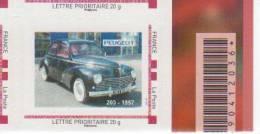 Doubs  -  Sochaux   - Peugeot  Type 203 - 1957 - France
