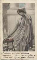 H. RYLAND ILLUSTRATORE - VIAGGIATA 1908 - Illustratoren & Fotografen