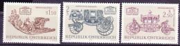 Österreich Austria Autriche -  Kunst Wagenburg 1972 - Postfrisch MNH - 1971-80 Unused Stamps