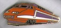 TGV Orange - TGV