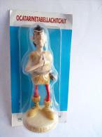 FIGURINE ASTERIX EN RESINE PLASTOY OCATARINETABELLATCHIXTCHIX - Asterix & Obelix